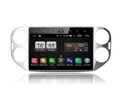 Штатная магнитола FarCar s170 для Volkswagen Tiguan 11-17 на Android (L489)