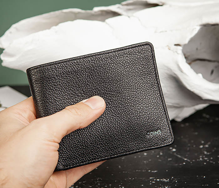 WL320-1 Классическое мужcкое портмоне для карт и купюр, «Santini» фото 07