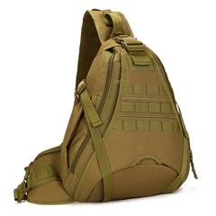 Тактический однолямочный рюкзак Mr. Martin 5056 Khaki