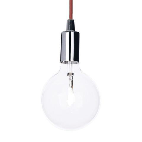 Подвесной светильник Edison SP1 Cromo