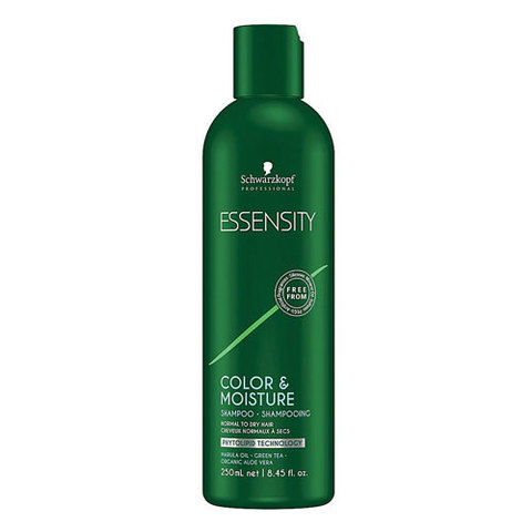 Шампунь Окрашивание и Увлажнение Schwarzkopf Essensity Color & Moisture Shampoo