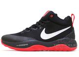 Кроссовки Мужские Nike Zoom Rev Black Red White