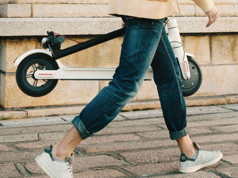 "Картинки по запросу ""Xiaomi Mi Electric Scooter White (MIJIA M365)"""