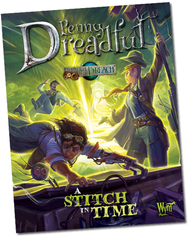 Throught the Breach: A Stitch In Time