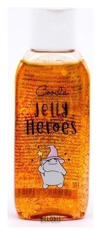 CAG-005 Гигиенический гель для рук Jelly Heroes Antimud The Wizard,с маслом мяты и ароматом колы