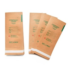 МедТест, Крафт-пакеты для стерилизации, 75*150 мм, (100 шт./уп.)