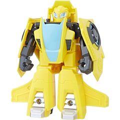 Робот - трансформер Бамблби (Bumblebee) реактивный самолет - Боты спасатели (Rescue Bots), Hasbro