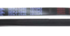 Ремень для стиральной машины Gorenje (Горенье) 1240 5EPJ Gates 1208мм черный, фиолетовая надпись в/з 113113