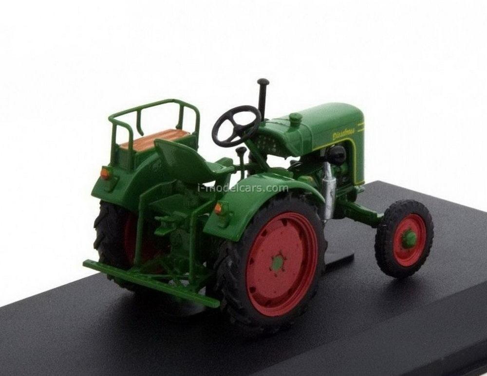 Tractor Fendt Dieselross F15 H6 1956 1:43 Hachette #81