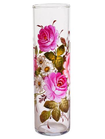 Стеклянная ваза PZ091018001