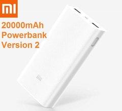Внешний Аккумулятор Xiaomi Mi Power Bank 2 20000 (2C)