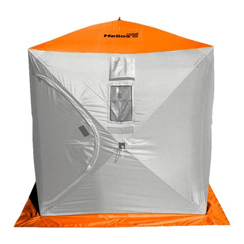 Палатка зимняя куб Helios 1,8х1,8м