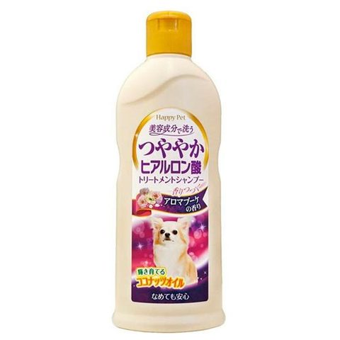 879309 - Шампунь для собак с кокосовым маслом и гиалуроном для сияющей шерсти