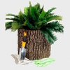 Вертикальная цветочница  Surreal Дуб L (38х33 см) (Nature Innovation)