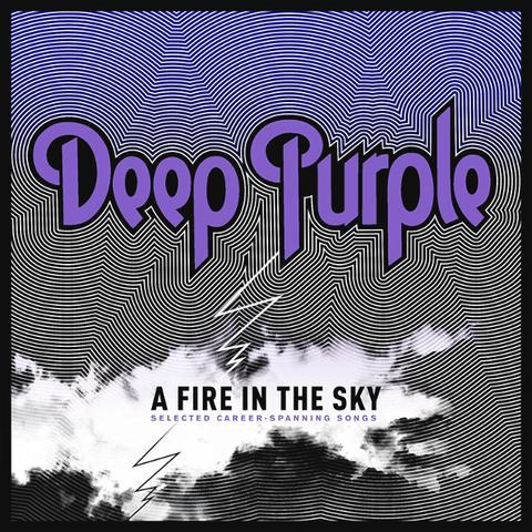 Deep Purple / A Fire In The Sky (RU)(CD)