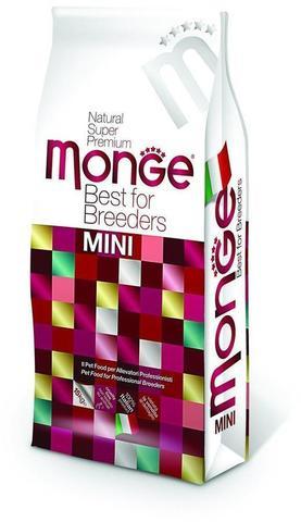 Monge Mini Adult Salmone 15 кг