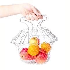"""Складная решетка для приготовления пищи """"Шеф Баскет"""" (Chef Basket)"""