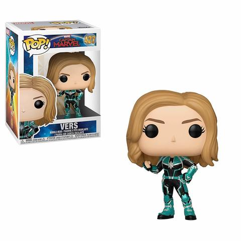 Фигурка Funko POP! Bobble: Marvel: Captain Marvel: Vers