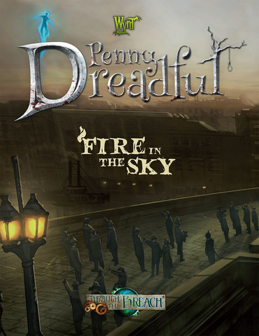 Through the Breach: Fire In The Sky