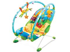 Tiny Love Вибрирующее кресло-шезлонг Tiny Love с дугами и игрушками (свет, звук) (1800109068)