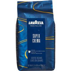 Кофе Lavazza Super Crema в зернах, 1 кг