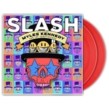 Slash Featuring Myles Kennedy And The Conspirators / Living The Dream (Coloured Vinyl)(2LP)