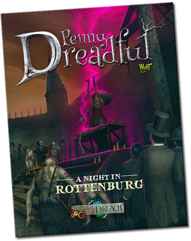Through the Breach: Night in Rottenburg