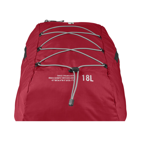 Рюкзак Victorinox Altmont Active L.W. Compact Backpack, red, фото 5