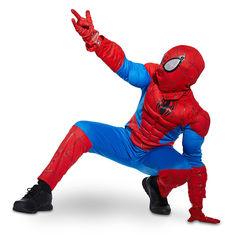 Костюм Человека-Паука Deluxe Ultimate Spider-Man