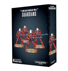 Easy To Build: Eldar Guardians