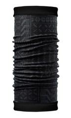 Шарф-трансформер с подкладкой из флиса Buff Polar Reversible Gao Black