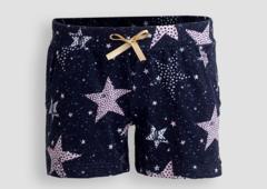 Детские женские шорты пижамные E17K-44D101