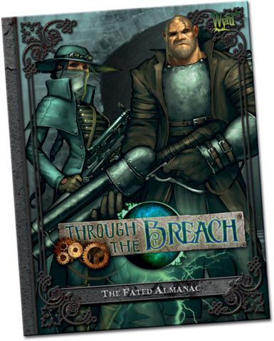 Through the Breach: Fated Almanac