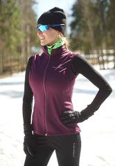 Детский лыжный жилет Nordski Motion Purple