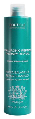 Увлажняющий шампунь для очень сухих и поврежденных волос - Bouticle Hydra Balance & Repair Shampoo 300 мл