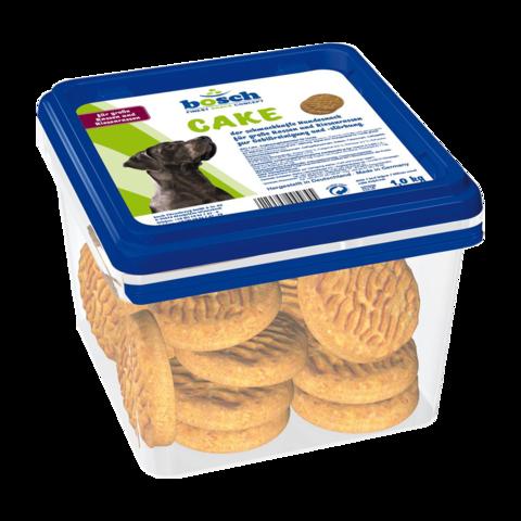 Bosch Cake Лакомство для собак крупных пород печенье
