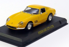 Ferrari 275 GTB yellow 1:43 Eaglemoss Ferrari Collection #13