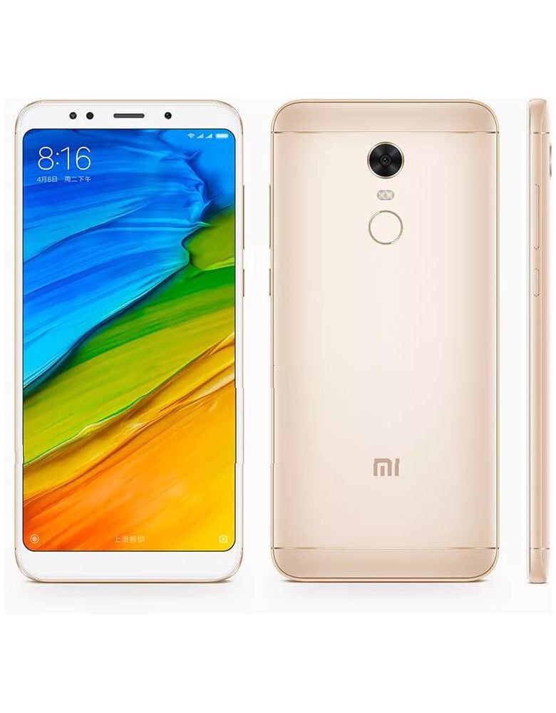 Xiaomi Redmi 5 Plus 32GB Gold(Золотой)
