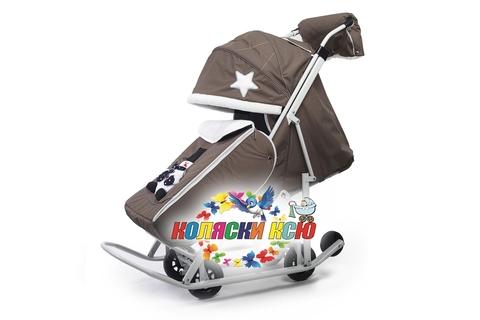 Санки коляска PIKATE Toy «Олива»