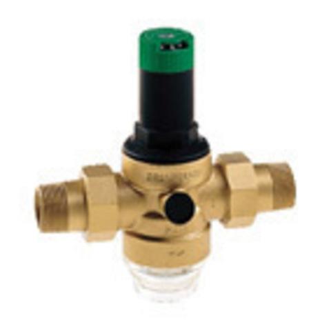 Клапан понижения давления с установочной шкалой, в стандартном корпусе,  D06F-  1 1/4