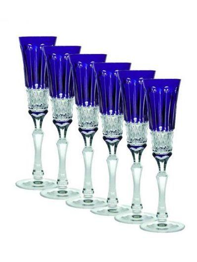 Фужеры Фужер для шампанского 120мл Ajka Crystal St. Louis синий fuzher-dlya-shampanskogo-120ml-ajka-crystal-st-louis-siniy-vengriya.jpg