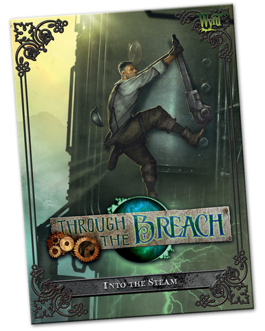 Through the Breach: Into the Steam