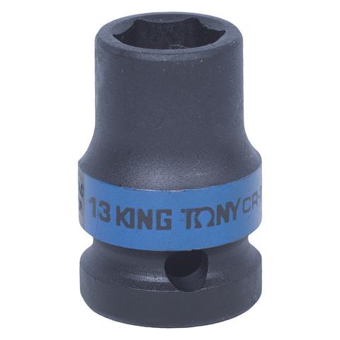 KING TONY (453513M) Головка торцевая ударная шестигранная 1/2