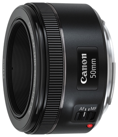 Canon EF 50mm f/1.8 STM (MALAYSIA)