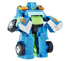 Робот - трансформер Playskool Хойст (Hoist) - Боты спасатели (Rescue Bots), Hasbro