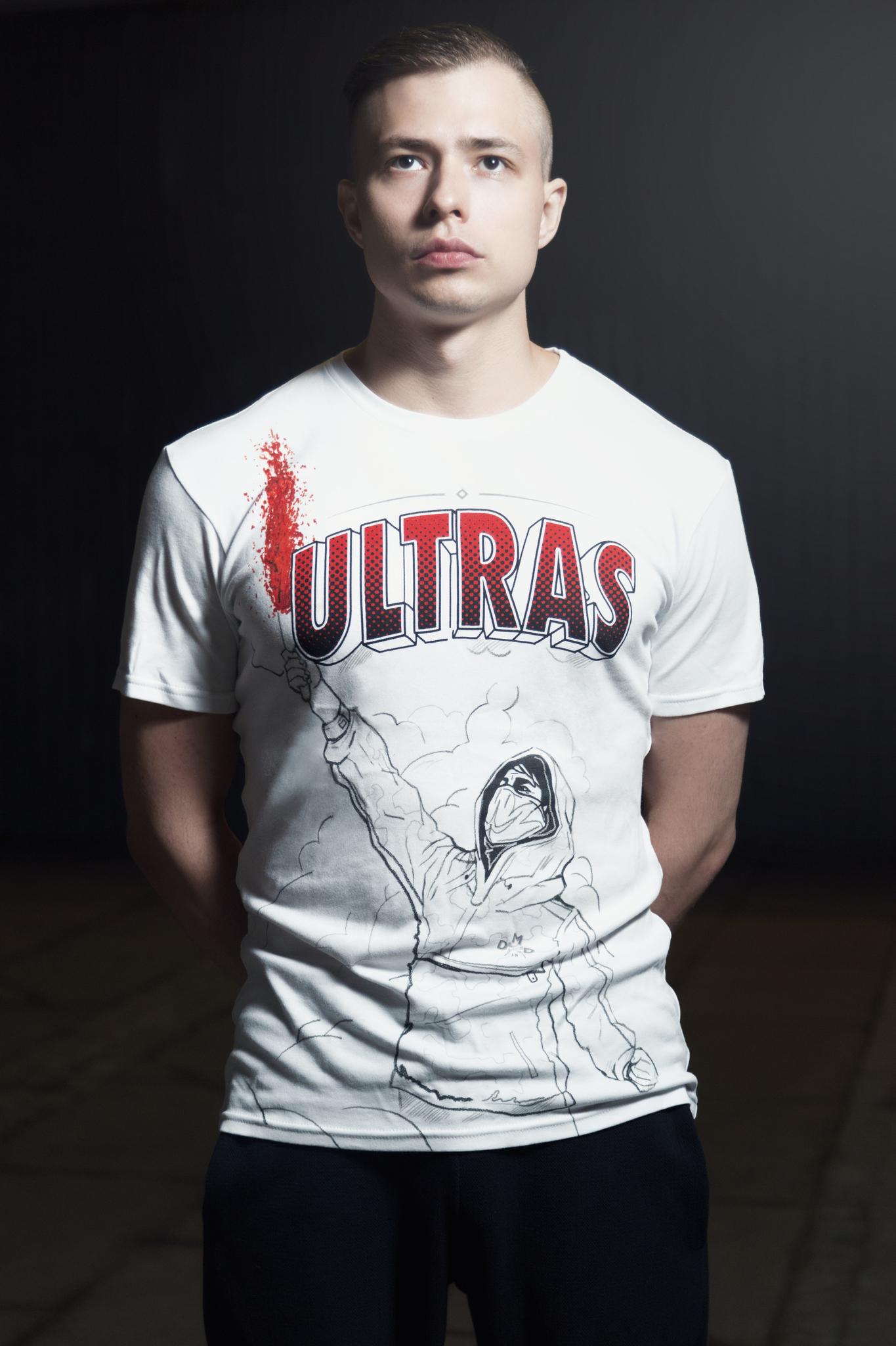 Футболка Ultras