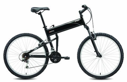 Montague SwissBike X50 (2015) черный