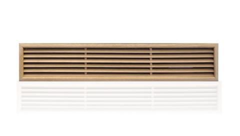 Деревянная решетка First LGZS100550Q дуб 100x550