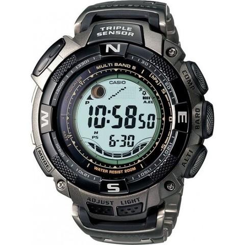 Купить Мужские часы CASIO PRO TREK PRW-1500T-7VER по доступной цене