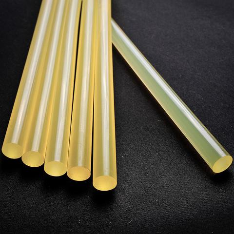 Клей для термопистолета, d-7,2 мм.10 шт., тонкий